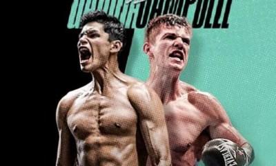 Ryan Garcia vs Luke Campbell ordonné par la WBC