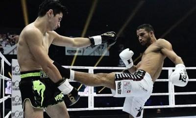 Abdellah EZBIRI vs Victor PINTO - Full Fight Video - GLORY Kickboxing