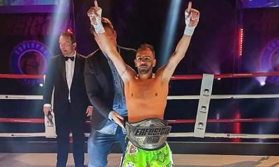 Franck GROSS devient champion de l'Enfusion LIVE !