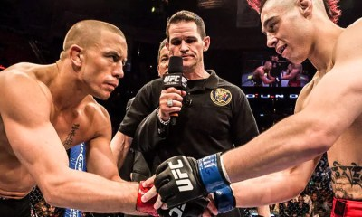 Georges ST PIERRE vs Dan HARDY - Full Fight Video UFC