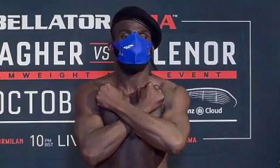Bellator Milan - Resultats et vidéo de la pesée avec Aymard Guih et Asael Adjoudj