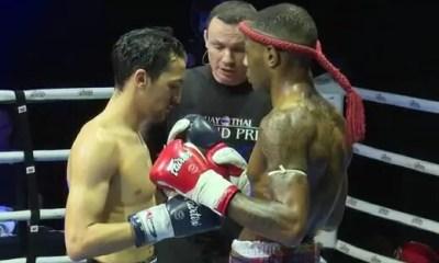 Hakim Hamech vs Dean James - Full Fight Video - MTGP 3