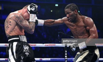 Hassan N'DAM s'impose sur MURRAY et remporte la ceinture WBC Silver - VIDEO