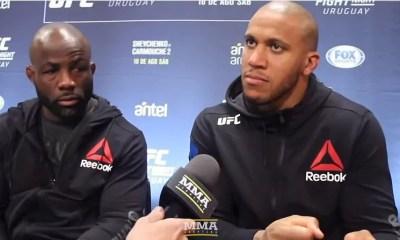 VIDEO - Ciryl GANE revient sur sa victoire à l'UFC et un potentiel combat face à Greg HARDY - Feat. Fernand LOPEZ