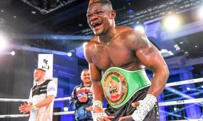 Youri Kalenga, nouveau champion WBC Francophone, défie Ilunga Makabu