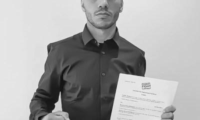 Karim Bennoui signe avec l'Arena Fight Championship