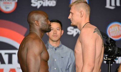 Cheick Kongo vs. Alexander Volkov - Fight Video - Bellator 139