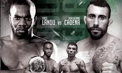 100% FIGHT 38 - Yves LANDU et William GOMIS remettent leur ceinture en jeu !