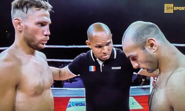 Mickael LEBOUT vs Rashad MURADOV - Pancrace Fight Video - OCTOGONE 1
