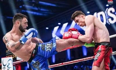 Yohan LIDON affrontera Kamil JENEL, l'actuel champion du DSF Kickboxing
