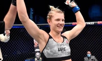 Manon Fiorot devient la première combattante Française à s'imposer à l'UFC !