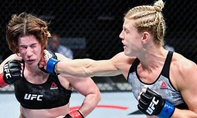 VIDEO - Manon Fiorot victorieuse par TKO à l'UFC
