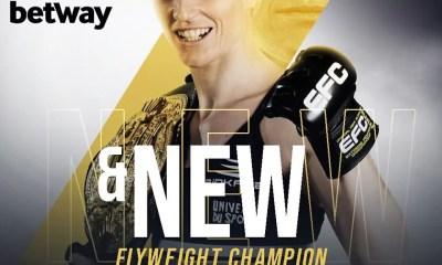 MMA - Manon FIOROT est devenue championne de l'EFC !
