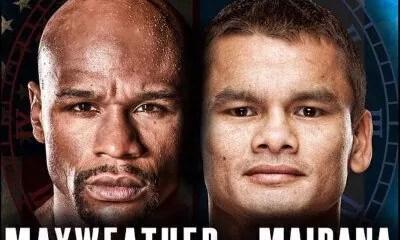 Floyd Mayweather vs Marcos Maidana - Full Fight Video