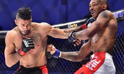 MMA - Mehdi BAGHDAD victorieux au BRAVE 25 face à Erivan PEREIRA