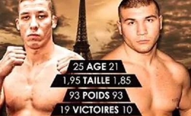 Malik Merad vs Ion Cutelaba - Full Fight Video - Cage Encounter 4