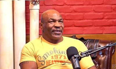 Mike Tyson dévoile la date de son prochain combat