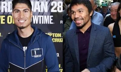 Manny Pacquiao vs Mikey Garcia en finalisation pour le mois de mai