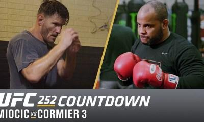 UFC 252 Countdown: Miocic vs Cormier 3 - Video