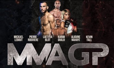 MMA GP - Direct Live Stream et Résultats des combats