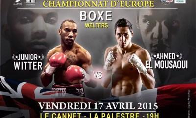 Ahmed EL MOUSAOUI vs Ceferino RODRIGUEZ - Full Fight Video - EBU Title