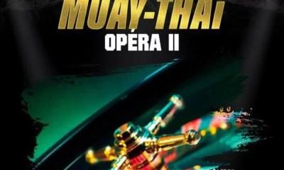 All Star Muay Thai Opéra 2 - BOUGHANEM vs LARIOS - Résultats