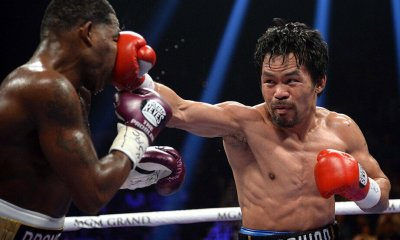 Manny Pacquiao demande 40 millions pour boxer Terence Crawford
