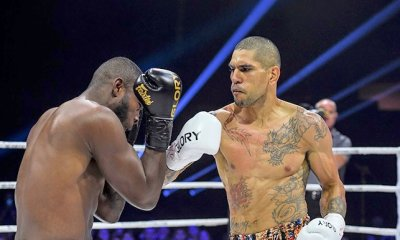 Video: La star de kickboxing Alex Pereira signe un gros KO pour son retour en MMA
