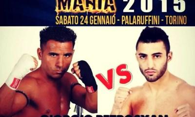 Giorgio Petrosyan vs Erkan Varol - Full Fight video - 2015