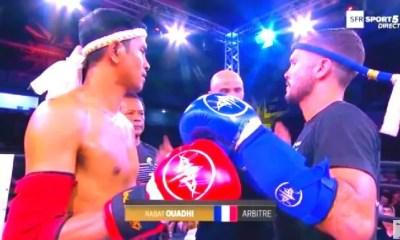 Fabio PINCA vs PETSANGUAN - Combat de Muay Thai - Fight Video