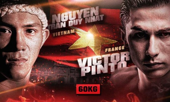 Victor Pinto vs Nguyen Tran Duy Nhat - Full Fight Video - THAI FIGHT