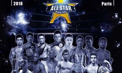 ALL STAR MUAY THAI 2 - Résultats