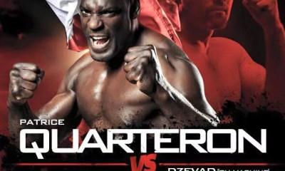 Patrice Quarteron vs Dzevad Poturak - Full Fight Video - PARIS FIGHT