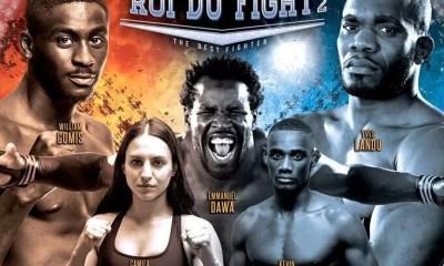 100% FIGHT 39 - ROI DU FIGHT - Les Résultats