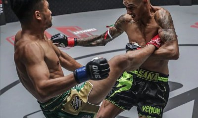 Samy SANA affrontera Armen PETROSYAN au One Championship