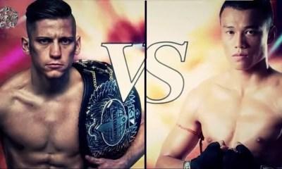 SITTHICHAI vs Enriko KEHL - Combat de Kickboxing - Fight Video - WLF