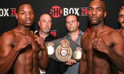 BOXE: CASTANO out, Michel SORO affrontera Magomed KURBRANOV pour le championnat du Monde WBA