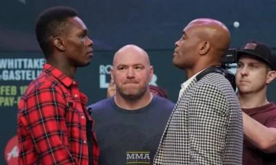 UFC 234 - WHITTAKER vs GASTELUM - SILVA vs ADESANYA - Face à Face - VIDEO