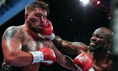 Carlos TAKAM stoppe Senad GASHI à la 7e - Video du TKO