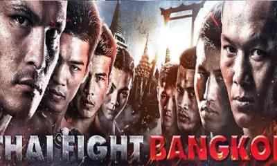 THAI FIGHT BANGKOK 2018 - Résultats et Vidéos