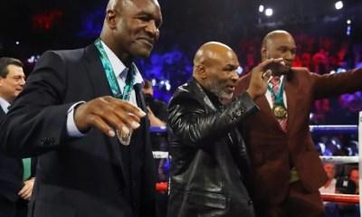 Mike Tyson a refusé une garantie de 25 Millions de dollars pour la trilogie avec Evander Holyfield