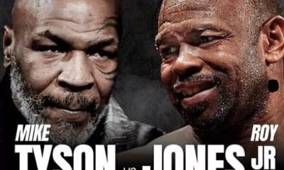 Mike Tyson vs Roy Jones - Des échanges durs oui, mais pas de KO, c'est la règle