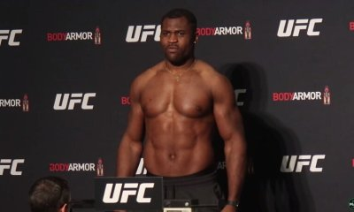 UFC 249 - Résultats et replay video de la pesée