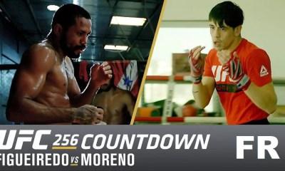 UFC 256 - Replay du Countdown traduit en Français