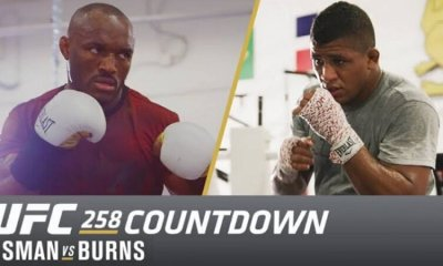 UFC 258 Countdown - Usman vs Burns