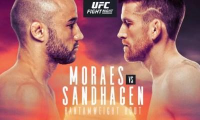 UFC Fight Island 5 - Résultats des combats