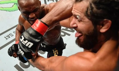 VIDEO HL - Kamaru Usman vs Jorge Masvidal
