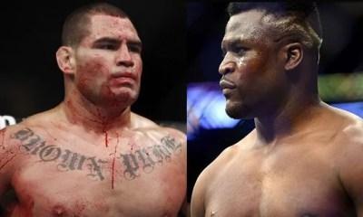 Francis NGANNOU vs Cain VELASQUEZ en préparation pour l'UFC on ESPN 1 !