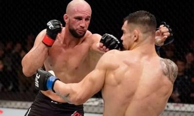 UFC Busan - Volkan OEZDEMIR s'impose sur Aleksandar RAKIC au terme d'un combat ultra serré