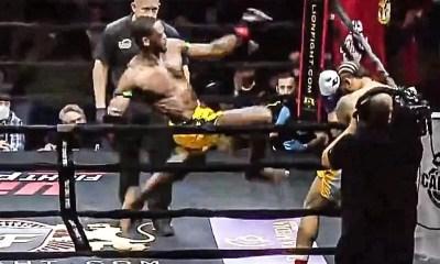 Tornado Kick, Revivez le gros KO de Steve Walker en vidéo